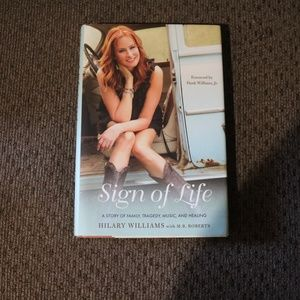 Hilary Williams Sign of Life Book
